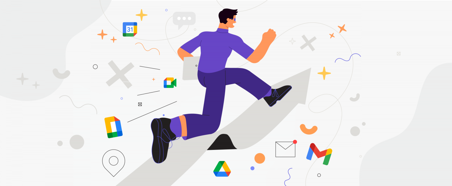 Now Offers Google Workspace